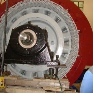 Modernizace hydrogenerátorů od Hansen Electric