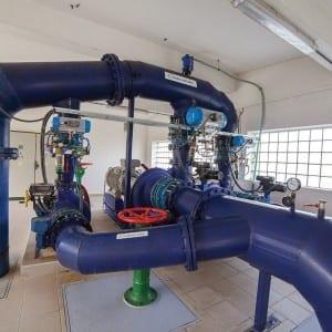 Malé vodní elektrárny SmVaK vyrobily loni 4 517 MWh elektrické energie