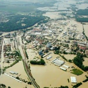 Dvacet let od katastrofálních povodní v naší zemi