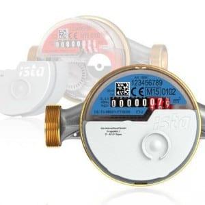 Mechanické vodoměry pro měření spotřeby vody v bytových domech