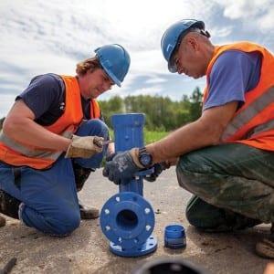 Zemní práce poblíž vodovodních řadů se mohou prodražit