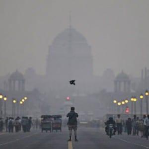 Dillí použije proti smogu vodní děla