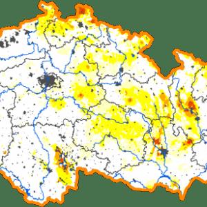 Intersucho.cz: Stav sucha v České republice k 15. dubnu
