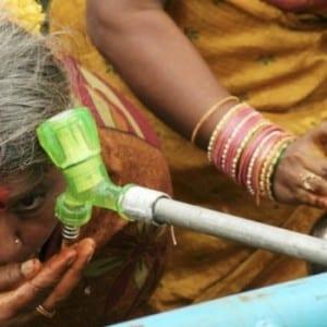 Nejhorší vodní krize v dějinách Indie