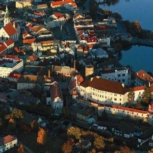 Jindřichův Hradec vybuduje kanalizační systém a čistírnu za 64 milionů