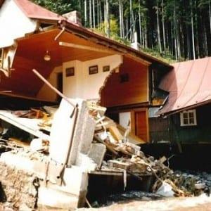 20 let od ničivé povodně v Orlických horách