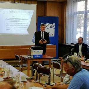 Povodí Moravy svolalo třetí jednání pracovní skupiny Sucho 2018