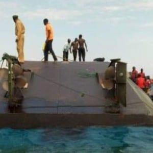 Tragédie v jižní části Viktoriina jezera v Tanzanii
