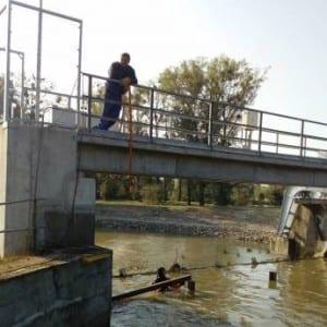 Oprava jezu v Bolelouci proběhne kvůli suchu za provizorním hrazením