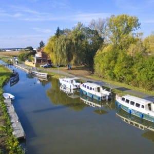 Baťův kanál proplavil rekordní počet lodí