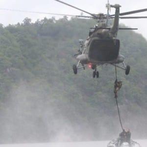 Ministerstvo vnitra chce koupit vrtulníky, které pojmou až 4 kubíky vody