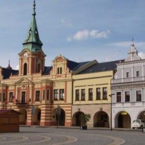Nové zařízení usnadňující hospodaření s vodou v Mělníku