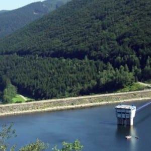Film o proměně přehrady Šance v Beskydech