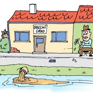 Venkov a odpadní vody – prakticky