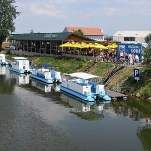 Povodí Moravy začalo opravovat další úsek Baťova kanálu