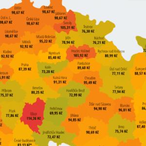 Jak je tvořena cena vodného a stočného v ČR