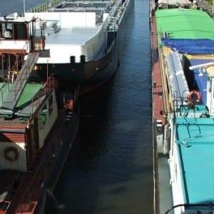 Vzrostly tržby ve vodní dopravě