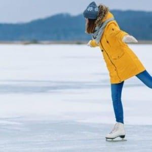 Povodí Labe varuje před vstupem na zamrzlé vodní plochy