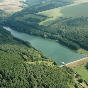 Povodí Moravy odstraní sedimenty z nádrží Bojkovice a Ludkovice