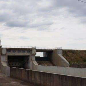Hladina Nechranické přehrady se opět sníží