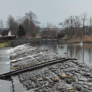 Povodí Moravy dokončilo opravy památkově chráněného jezu