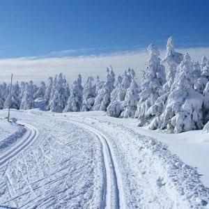 Na metr čtvereční Česka připadá 45 litrů vody ve sněhu