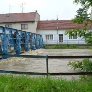 Povodí Moravy informovalo Kunovice o připravované protipovodňové ochraně