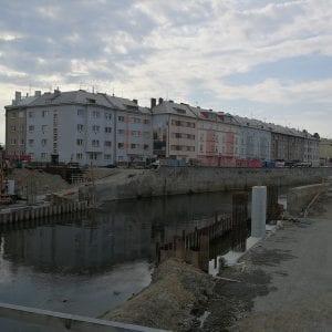 Otevření mostu na ulici Komenského v Olomouci může zdržet čtveřice obyvatel