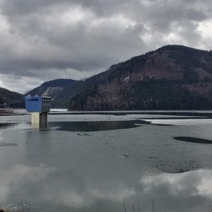 Vodní dílo Šance 50 let v provozu