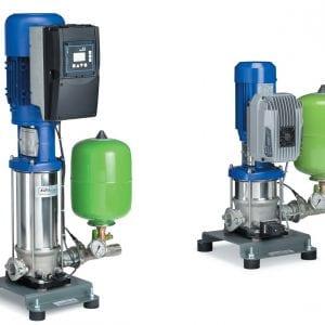 Nové automatické tlakové stanice KSB s vysokou účinností