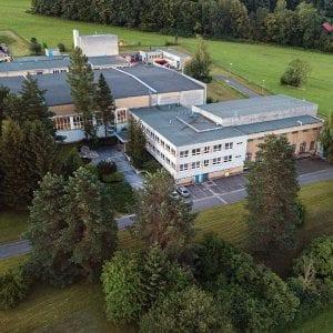 Modernizace Úpravny vody Nová Ves v plném proudu