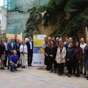 Projekt na podporu inovací ve vodním hospodářství iWATERMAP