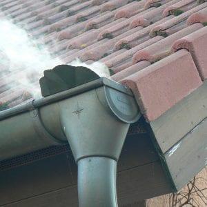 SVAS: Kouřostroj odhalí neoprávněné napojení na kanalizaci