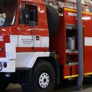 Unikátní čerpací místa na vodu pro hasiče