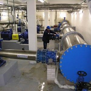 SVS zahájila stavbu vodojemu v Pohořanech