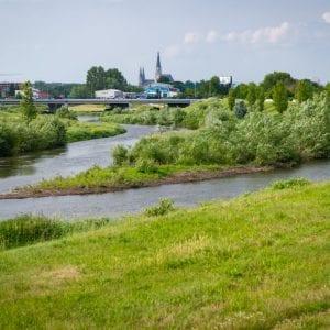 Protipovodňová ochrana Olomouce ve finále environmentální soutěže