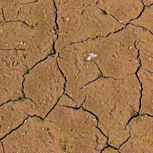 Půdní sucho na 75 procentech území