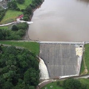 Naše přehrady jsou bezpečné, převedou až desetitisíciletou vodu