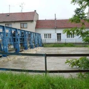 Nová protipovodňová opatření ochrání Kunovice před povodněmi