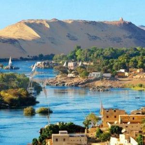 Historik Mazanec pro ČRo: Boj o vodu z Nilu může určovat mezinárodní politiku