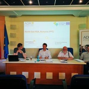 Průběh mezinárodního projektu iWATERMAP a přistoupení kplatformě WATER SMART TERRITORIES