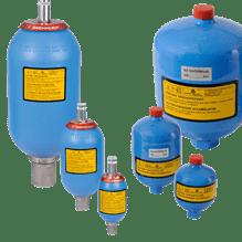 Běžné hydraulické akumulátory již do druhého dne