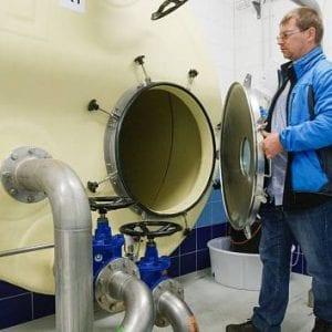 Vodohospodářské sdružení Turnov dokončilo zkapacitnění vodovodního zdroje Bátovka a Benecko