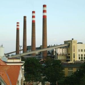 Elektrárna v Hodoníně snižuje výkon kvůli nedostatku vody