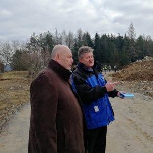Ministr zemědělství řešil na Boskovicích posílení vodních zdrojů pro Moravu