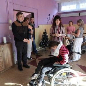 OVAK k podpoře zdravotně handicapovaných