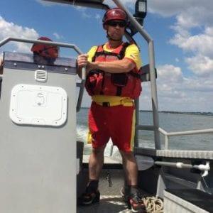 2,5 milionu korun vodním záchranářům na jižní Moravě