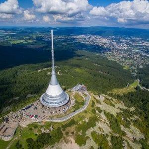 Liberecký kraj: 404 milionů investic. Také do zadržování vody v krajině