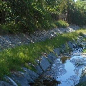 Úpravy Dolanského potoka předejdou zanášení koryta a zvýší bezpečnost