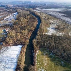 Povodí Moravy zahájilo na Bečvě rozsáhlou revitalizaci